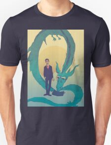 Me  and  the  dragon! Unisex T-Shirt