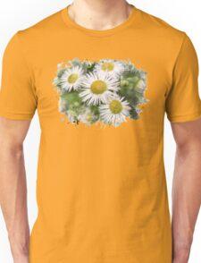Daisy Watercolor Unisex T-Shirt