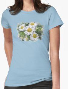 Daisy Watercolor Art T-Shirt