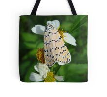 "So delightfully ""bella""!  The beautiful Ornate Bella Moth Tote Bag"