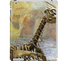Pretty Saurolophus iPad Case/Skin