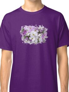 Wildflower Watercolor Art Classic T-Shirt