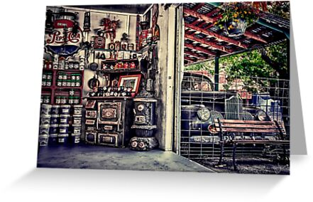 Parson's Fruit Stand by peaceofthenorth