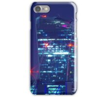 the walkie talkie building london iPhone Case/Skin