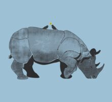Rhino Love 2 Kids Tee
