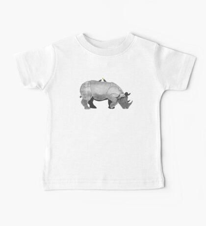 Rhino Love 2 Baby Tee