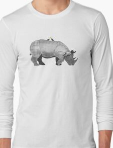 Rhino Love 2 Long Sleeve T-Shirt