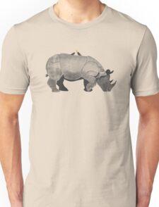 Rhino Love 2 Unisex T-Shirt