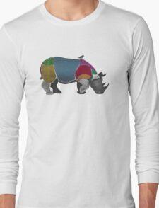 Richno textures Long Sleeve T-Shirt
