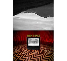 Twin Peaks Red Room Photographic Print