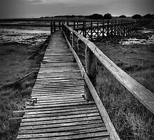 Aberlady Bridge by Chris Cherry