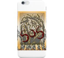 SOS iPhone Case/Skin