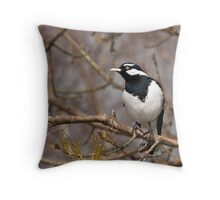 Meet Mr Murray Throw Pillow