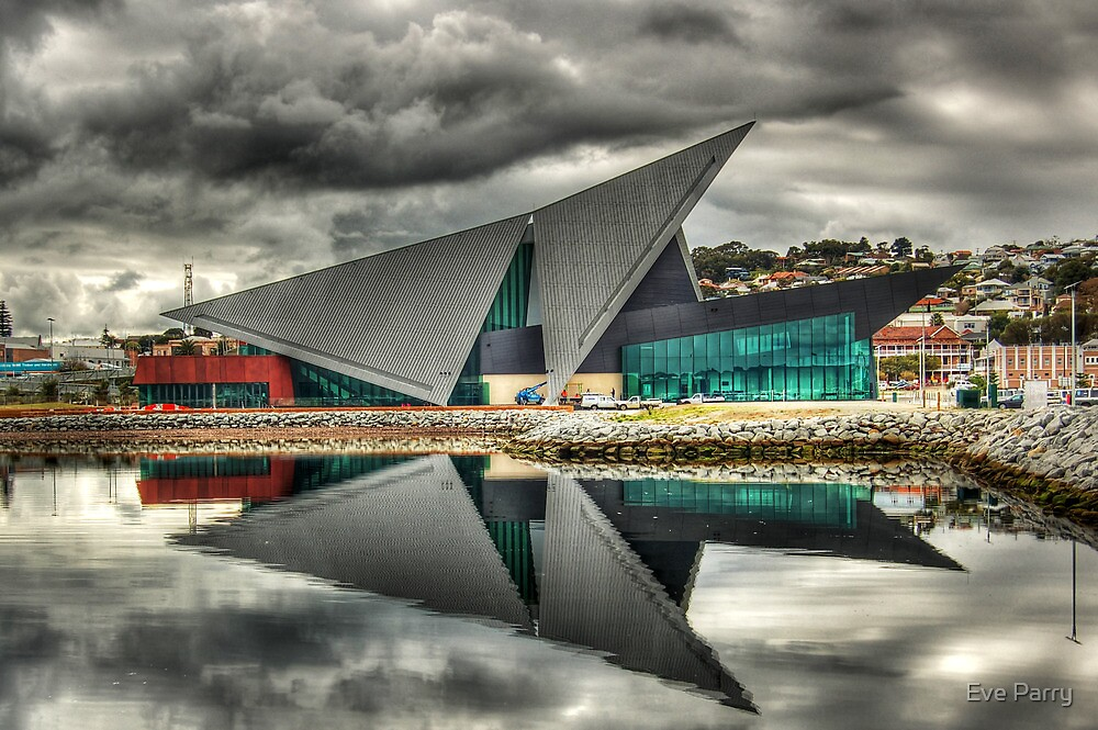 Albany Entertainment Centre Reflection by Eve Parry