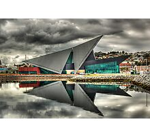 Albany Entertainment Centre Reflection Photographic Print