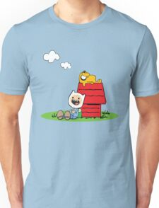 Peanuts time Unisex T-Shirt