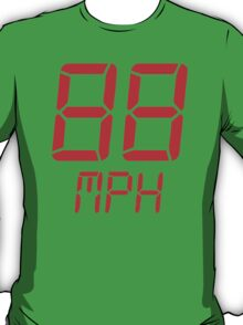 Back to the future movie inspired tshirt T-Shirt