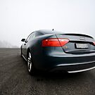Audi S5 by Waqar