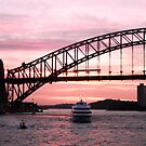 Sydney Harbour Bridge by Waqar