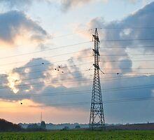 Powering Up The Sun by Motti Golan