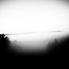 Sunset, Black/White by tutulele