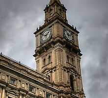 GPO Clock -  by Barbara  Glover