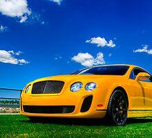 Bentley Yellow (Yum) by Joe Jennelle