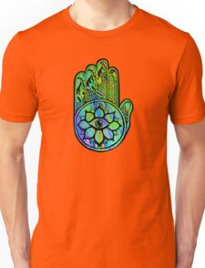 Psychedelic Magic Hand Unisex T-Shirt