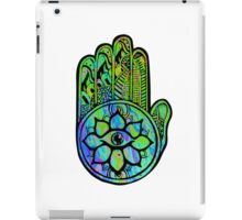 Psychedelic Magic Hand iPad Case/Skin