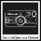 Ceci n'est pas une Camera by ramosecco