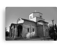 Church of Holy Mary Canvas Print