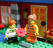 A Lego Mother's Day  by Lego  Perspectives