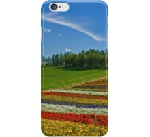 Flower Hill iPhone Case/Skin