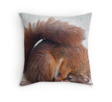 So is this what they call the Lotus Position? Throw Pillow