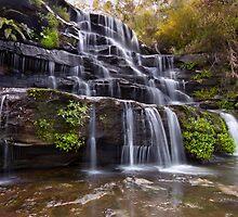 Frenchs Creek Falls by Derrick Jones