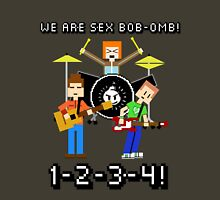 WE ARE SEX BOB-OMB! 8-BIT - Scott Pilgrim T-Shirt