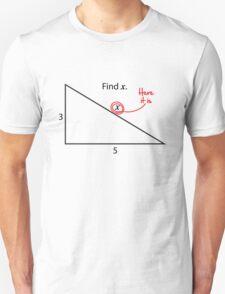 Find X T-Shirt