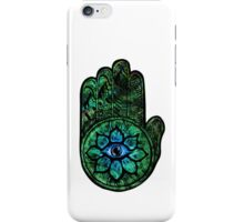 Psychedelic Holy Hand iPhone Case/Skin