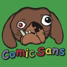 Comic Sans by DetourShirts