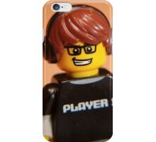 Player 1 iPhone Case/Skin