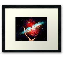 A Star Is Bored Framed Print