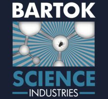 The Fly - Bartok Science Industries  Kids Clothes