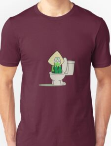 Steven Universe - Peridot in the Toilet T-Shirt