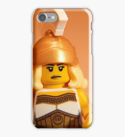 Battle Goddess iPhone Case/Skin