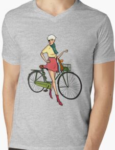 Agyness Deyn Cartoon Tshirt T-Shirt