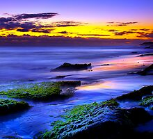 Burns Beach by jordancantelo