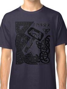 Thor Design on Light Background Classic T-Shirt