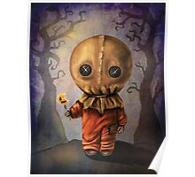Sam Trick 'R Treat Halloween Poster