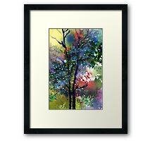 Galaxy 1 Framed Print