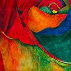 Rose Red by olga zamora
